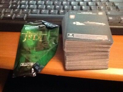 Star Wars Young Jedi CCG The Battle Of Naboo 140 Card Set No Foils