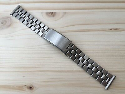 "Armis/Bracelet Watch Type Seiko Speedtimer-Kakume 18Mm ""New Old Stock 1970"""