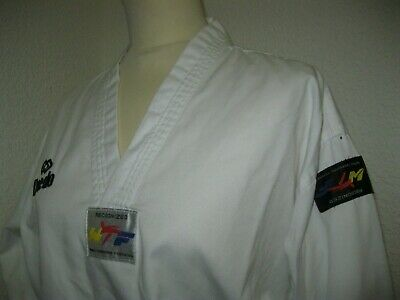 Occasion HAUT DE TAEKWONDO DOBOK DAE DO INTERNATIONAL WTF RECOGNIZED T2/150