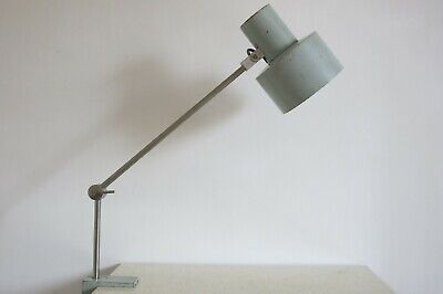 Vintage Mid Century Industrial Clamp/Surface Lamp