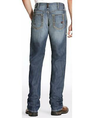 efba96c0 Ariat Men's FR M4 Inherent Boundary Low Rise Jeans - Boot Cut - 10023467
