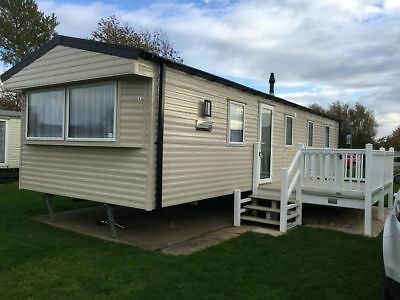 Holiday let Thorpe park Cleethorpes 2017 seasons 3 bed sleeps 6/8 Prestige Deck