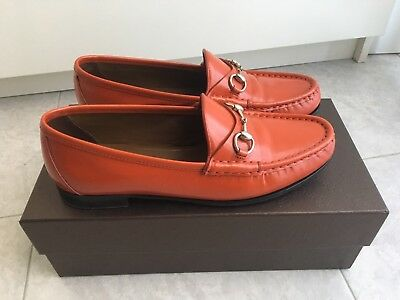 d2a8b82163b GUCCI MOCASSINI LOAFERS 37