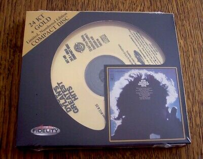 Bob Dylan - Bob Dylan's Greatest Hits  Audio Fidelity Gold CD - Limited Edition