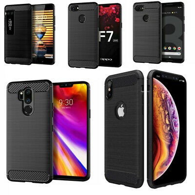 Case For iPhone 6 7 8 5S SE Plus XS XR Cover Luxury UltraThin Shockproof Hybrid