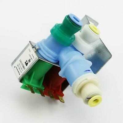 Whirlpool W10822681 Water Inlet Valve ONLY PS11723179 AP5985115 1 YEAR WARRANTY