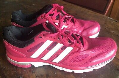 334ff34ad Womens NEW Adidas Supernova Sequence 6 Running Shoes Sneakers Sz 11 Pink  wt blk