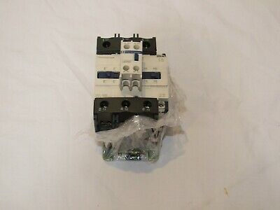 Telemecanique LC1 D9511 125 Amp Contactor With 230V Coil