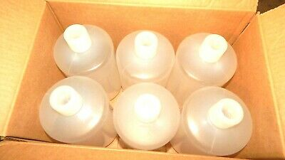 Thermo Scientific Nalgene 2L Large Narrow Mouth Bottle PP 2203-0005 Case of 6