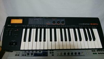 ROLAND SK-88PRO (USED) SC88PRO Keyboard Type Sound module Japan S-358