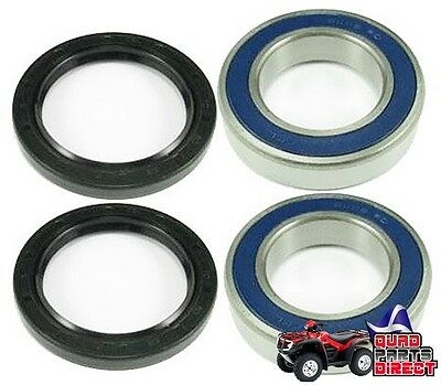Rear Axle Bearings 200 Blaster 88-02 All Balls Repair Kit