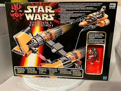 Star Wars Episode 1Sebulba's  Podracer + Action figure MISB Sealed