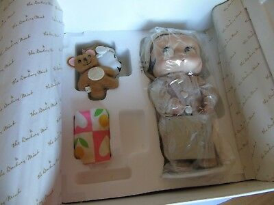 BOXED COA Danbury Mint BEDTIME BETTY Collectable Figurine Statue Ornament Doll