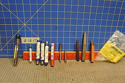 Lot Of Misc End mills  Fastcut & Others