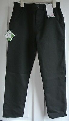 New Boys Next  Chino style School Trousers Black  size 5 years