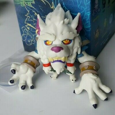 CBD Cute But Deadly Series 4 Genn Greymane Figure World of Warcraft WoW