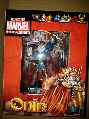 Eaglemoss, Classic MARVEL Figurine Collection 2nd Edition, ODIN, Brand New
