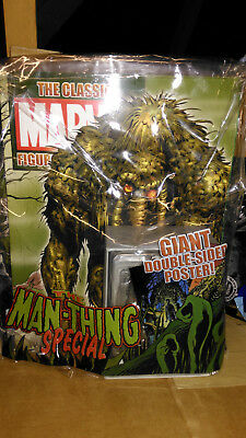 Eaglemoss, Classic MARVEL Figurine Collection Special Issue 10: Man-Thing RARE