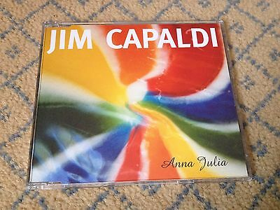 Jim Capaldi Anna Julia Cd Single Mint Unplayed New