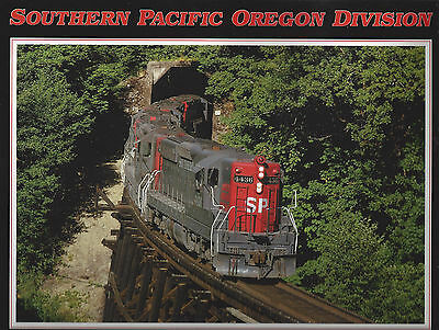 Southern Pacific Oregon Division -- (New Book)