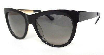 d60ebe48a4 GUCCI WOMEN S SUNGLASSES GG3739 S Black Floral 55-19-140 MADE IN ...