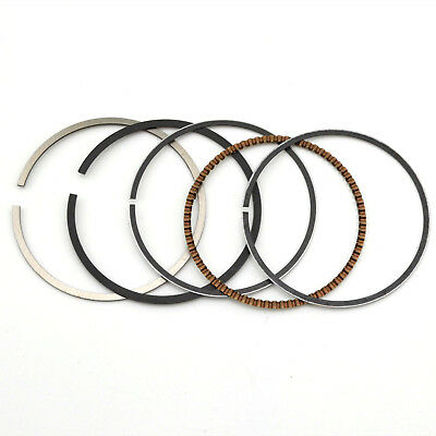 Engine Piston Rings STD Bore Size 83mm For Suzuki AN400 Burgman Scooter Parts