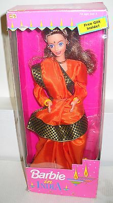 Barbie-Kleidung & -Accessoires #5906 NRFC LEO Mattel India Barbie Exclusive Fashion Foreign Issue