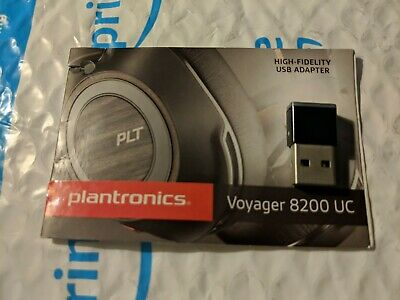 PLANTRONICS BT600 FOR Voyager 3200 5200 6200 8200 UC HD Audio USB Adapter  NEW
