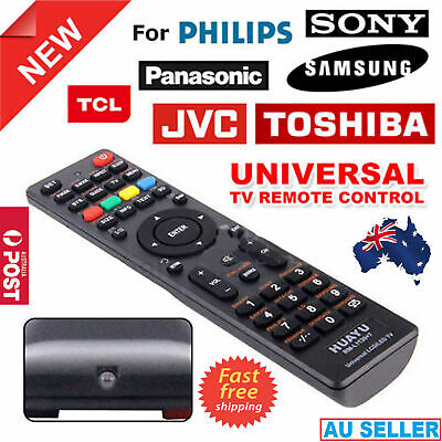 Universal LCD/plasma/LED TV Remote for LG-SAMSUNG-SONY-JVC-PHILIPS  AU SL