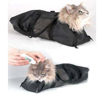 Pet Multifunction Grooming Restraint Bag Cat Nail Clipping Cleaning Grooming Bag