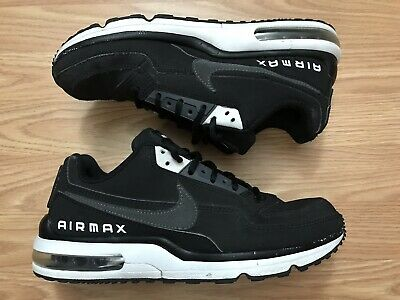 9ad3364188 Nike Air Max LTD 3 Men's Shoes Size 9.5 Black Running Athletic 687977-011