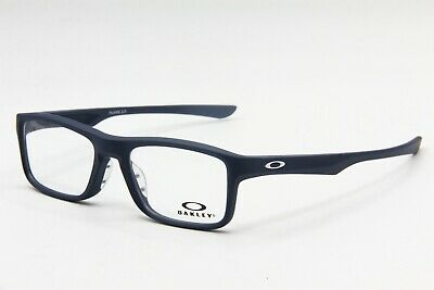53cc5c4530fe7 New Oakley Ox8081-0351 Blue Plank 2.0 Authentic Eyeglasses Rx W Case 51-