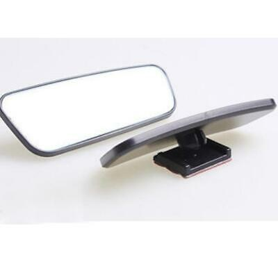 2x Blind Car Spot Mirror 360°Wide Adjustable Rear Angle Side View Convex Glass.