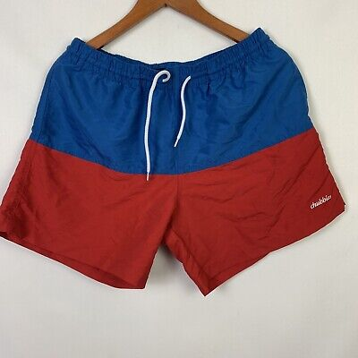 9ccc71eec1 Chubbies Beach Board Swim Shorts Trunks Men's Large Made In USA Color Block