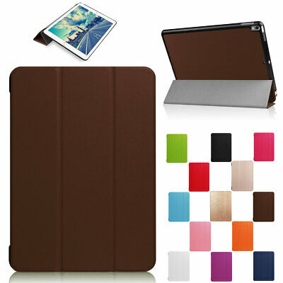 For iPad 9.7 2018 6th 2017 5th Gen Shockproof Smart Cover Magnetic Leather Case