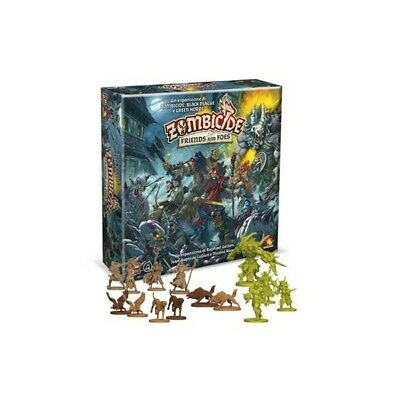 ZOMBICIDE: BLACK PLAGUE & GREEN HORDE – Friends and Foe – Espansione