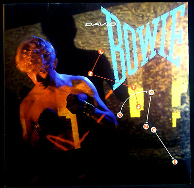 LP DAVID BOWIE - let's dance, OIS, nm