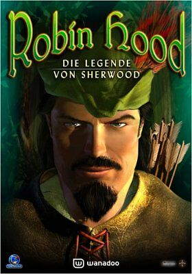 Robin Hood: Die Legende von Sherwood (PC Nur der Steam Key Download Code) No DVD