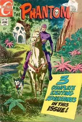 The Phantom Comics Collection 100's of issues on disc..