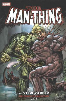 The Complete Man Thing and Swamp Thing Comic Collection over 300 issues on dvd
