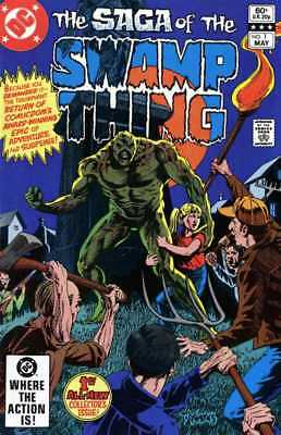 Swamp Thing Comic Collection & Complete Gerber ManThing 300 plus issues on dvd
