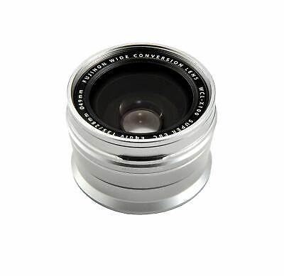 Used Fujifilm Wide Conversion Lens WCL-X100 for X100/X100S/X100T -Black-