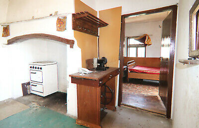 PAY MONTHLY - Bulgaria Classic home 1,700 sqm land, open fireplace, Huge Barn