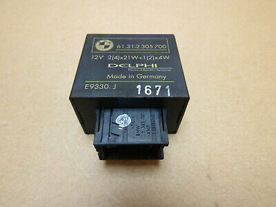BMW K1200RS 1997 23,653 miles indicator flasher relay (3047)