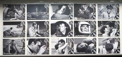 Complete Set  of 72 The Outer Limits Trading Cards by Rittenhouse Archives