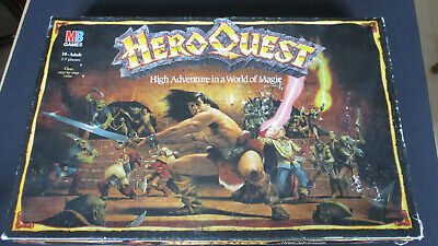 Classic games, Heroquest, Arkham horror, Robo rally (Base games/Expansions) G18