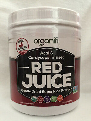 ORGANIFI Superfood Powder RED JUICE Super Food Supplement FREE SHIPPING