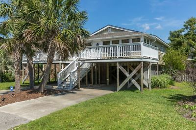 7 Nights: West Ashley Avenue 0910 - Sea Shells Home by RedAwning ~ RA181802