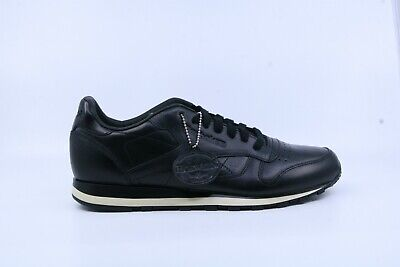 8d2bed1784192 REEBOK CLASSIC LEATHER Ue Mens Gray Leather Athletic Lace Up ...