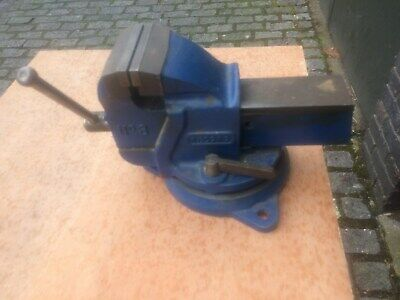 Record 3, swivel bench vice, Heavy duty engineers vice, 4 available
